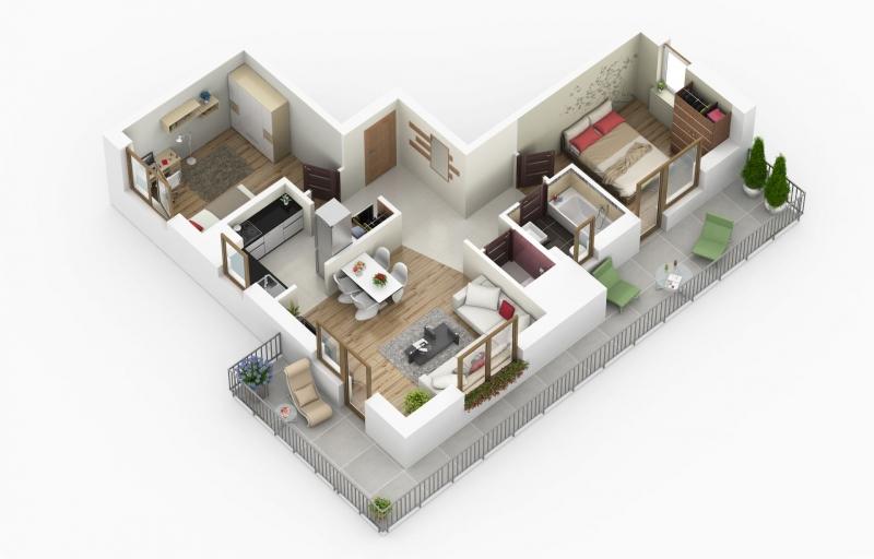 Nasze własne M. Eksperci radzą, na co zwrócić uwagę podczas zakupu mieszkania. - Nieruchomości - Newseria Biznes